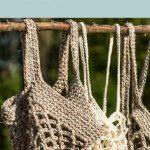 DIY: Crochet market net - Diy Garden Box Ideas