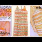 DIY - Sommerkleid Strandkleid häkeln | Häkelanleitung - YouTube
