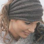 DROPS headband in Alaska and scarf in Vienna Kost ... - #Alaska #DROPS #headband...