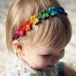 Daisy Chain Headband - Crochet Pattern pdf
