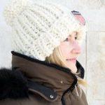 Das Chloe Hutmuster | Kostenlose Strickmuster | Handliches kleines ich  #chloe #...