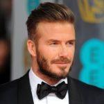 David Beckham Frisur Fotos