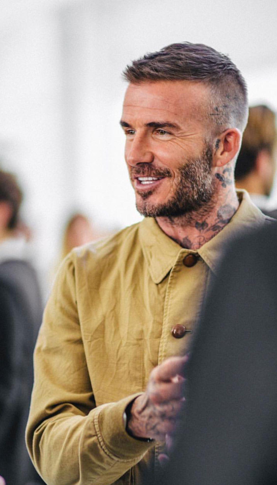 David Beckham. Kent and Curwen