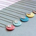 Diamond Cross Necklace / Sideways Diamond Cross Necklace / 14k Gold Diamond Cross / Religious Diamond Necklace / Mothers Day Gift