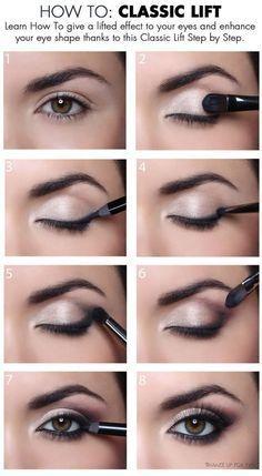 Die 11 besten Augen Make-up Tipps und Tricks