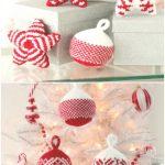 Die süßesten kostenlosen Weihnachtsstrickmuster, die Sie lieben werden, #die #...