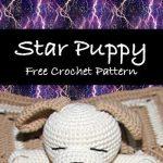 Dog Free Crochet Patterns – Krazy Kabbage #star #puppy #babygift #lovey