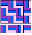 Doris' free quilt patterns – beginner | Jill's Quilt Site,  #Beginner #Doris #Free #Jill3...
