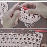 Easy To Crochet Beautiful Blouse - #beautiful #Blouse #crochet #easy