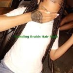 Easy & Trending Braids Hair Style Ideas #briadshair #longboxbraids Easy & Trendi...