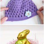 Einfach häkeln Hut