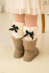 Elena leg warmers Knitting pattern by Muki Crafts – #crafts #elena #knitting #Le…