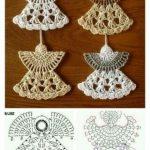 Engel häkeln ... - Artesanato - #artesanato #Engel #Häkeln - Crochet Ideas