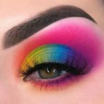 Eye Makeup - Is this real life?? @swazyemorgan used #sugarpill Flamepoint, Butte...