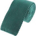 FLATSEVEN Solid Skinny Knit Tie  www.yourneckties....