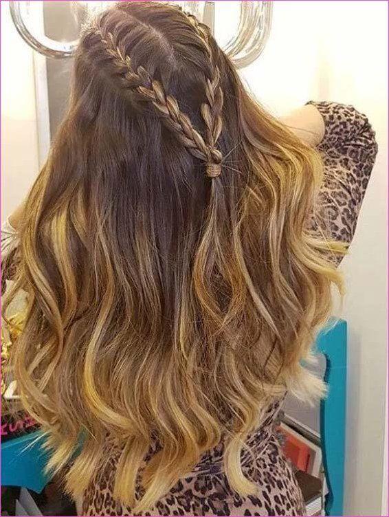 Fabelhafte lange lockige Frisuren 2019 #frisuren
