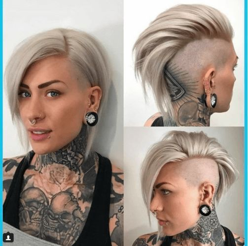 #Fall #Hair #LOVE #Sexy #Short #show –   8-sidecut Mohawk hairstyle minions