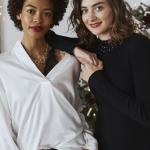 Festliche Weihnachtslooks für Damen