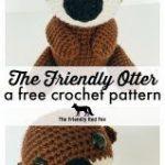 Free Crochet Otter Pattern