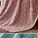 Free Knitting Pattern for Stack Up Blocks Blanket - Afghan Knitting in a