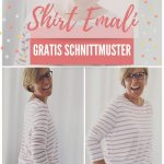 Free Sewing Pattern Oversize Shirt -  #Free #Oversize #Pattern #sewing #SHIRT