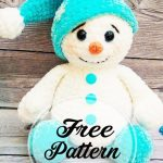Free Snowman Amigurumi Crochet Pattern for Chirstmas