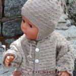 Free baby knitting patterns | www.baby-knitting...