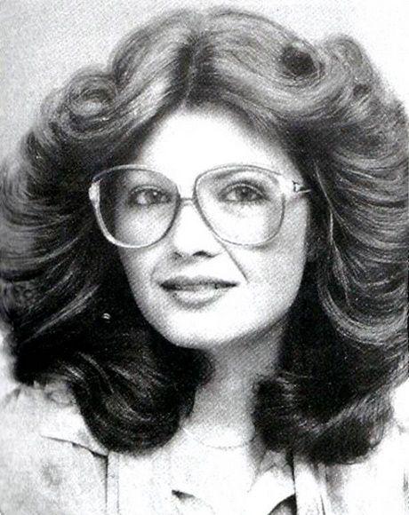 Frisuren der 70er Jahre –