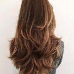 Frisuren für lange Haare und dichtes Haar,  #dichtes #Frisuren #für #Haar #Haare #lange #und
