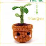 Fun Crochet Amigurumi Plant Padrões Livres  #Amigurumi #Crochet #Fun #livres #P...