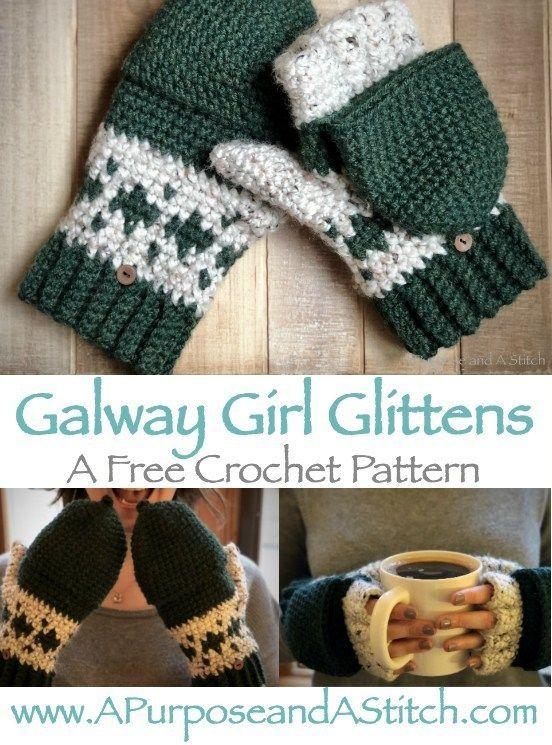 Galway Glittens