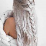 Geflochtene Frisuren für Ihre Inspiration Mohawk #braids #mohawk