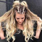 Geflochtene lange Frisuren, die Sie lieben werden