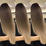 Glattes Haar Ombre, kehren – #Balayage #Hair #Ombre #Straight Glattes Haar O -...