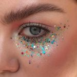 Glitter | Make-up | Eyes | Eyebrow | Inspiration | More on Fashionchick