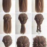 Good Free Quick and easy updos for long, thick hair  Concepts  Each hairstyle ha...