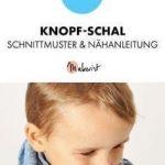 Gratis Anleitung: Knopf-Schal selber nähen - Schnittmuster und Nähanleitung vi