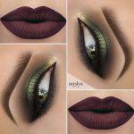 Grüne Smokey-Augen-Ideen 2019 #maquillaje #makeup