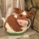 Guernsey Cow Tea Cosy                                                           ...