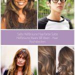 #Haar #Haare #Haarfarbe #Hellbraune #Hochstecken #Ideen