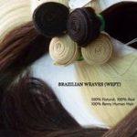 Haarverlängerungen für afrikanisches Haar Weben von Haarverlängerungen Mensch...
