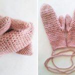 Häkelhandschuhe Kostenlose Anleitung für warme Handschuhe