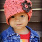 Häkeln Sie Baby Hut Kleinkind Mädchen Mütze Häkelmütze | Etsy