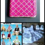 Häkeln Sie Baby Kleid, weißes Baby Kleid, Taufe Baby Outfit, Neugeborenes Baby Outfit, Baby-D...