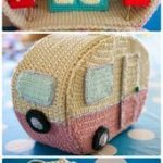 Häkeln Sie Caravan kostenlose Muster
