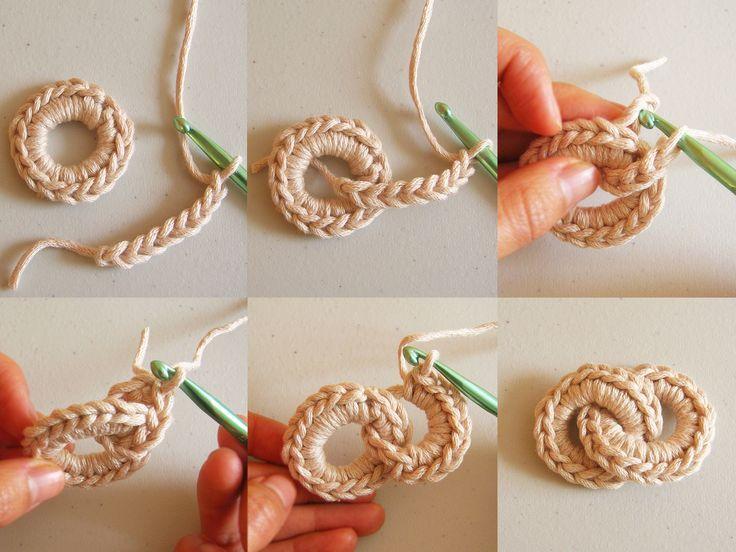 Häkeln Sie Halskette Muster und Anleitungen