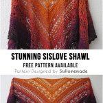 Häkeln Sie SiSLove-Schal-Muster-Idee #crochetShawl #crochetwrap #crochet -  #cr...