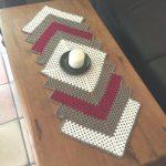 Häkeln/ Tischläufer / Grannydecke Deutsch, Englisch und Italienisch  #knitting...