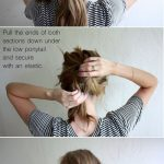 Hair Styles For School Fab easy hairstyles for school! #easyhairstylesforschool