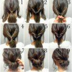 Hair bun for work updos 29 best ideas